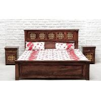 Brass Fitted Bedroom Set
