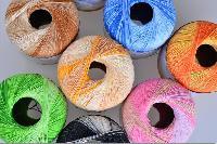 Silk Crochet Yarn