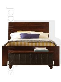 Urban Living Wooden Bed