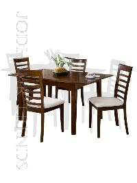 Wooden Four Seater Dining Set