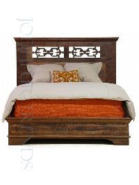 Wooden Reclaimed Bedc