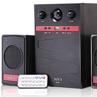 Music System 2.1ch, 5500W
