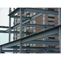 Steel Structures Fabrication