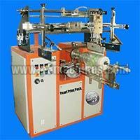 Semi Automatic Round Screen Printing Machine