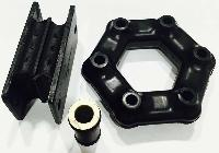 Metal Bonded Rubber Components
