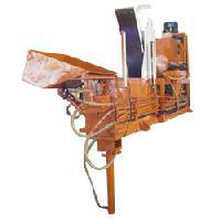 Fully Auto Scrap Baling Press