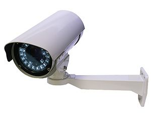 weatherproof infrared camera