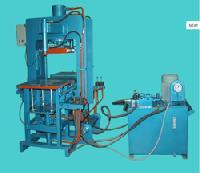 Inter Lockinh High Pressure with Vibrow Paver Block Machine