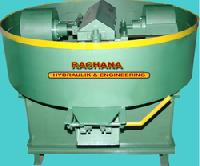 Pan Mixer Machine with Rollers