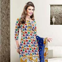 Acrylic Ladies Salwar Suit