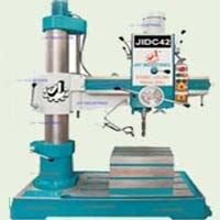 JIDC42 Double Column Heavy Duty Radial Drilling Machine