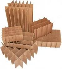 Corrugated Partitions Boxes