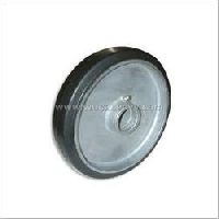 Aluminium Rubber Wheel
