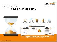 Time Sheet Management Software