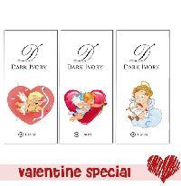 Aim Like Cupids Dark Ivory Chocolates