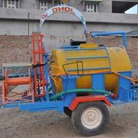 Tractor Trailed Spray Pump
