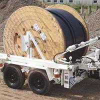 Trailer Mounted Cable Trolley