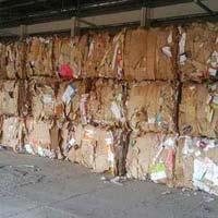 Corrugated Paper Box Scrap
