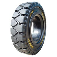 Solid Cushion Tyres
