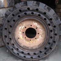 Solid Bobcat Tyre
