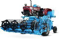 Tractor Mounted Grain Cruiser