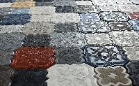 concrete tile colors