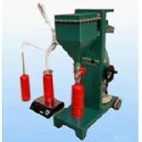 extinguisher refilling machine