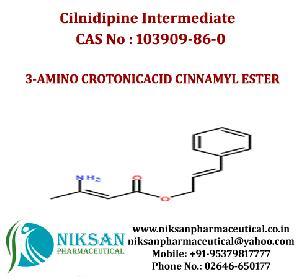 3-amino Crotonicacid Cinnamyl Ester