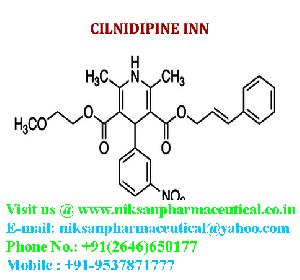 Cilnidipine Raw Material