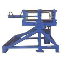 tiltable gravity die casting machine