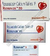 Rosuvastatin Calcium Tablets