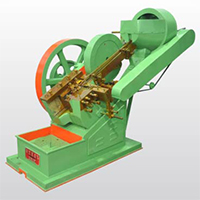 Fully Automatic Threading Machine