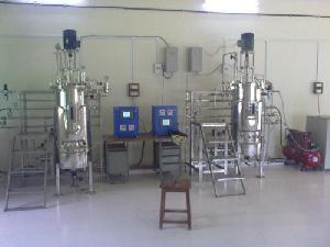Pilot Scale Fermenters Bioreactors