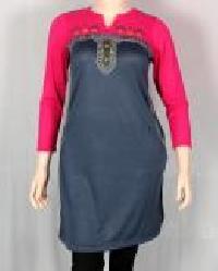 Ladies Long Woolen Kurti