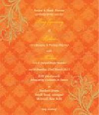 Invitation Cards Services
