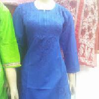 Cotton Lucknowi Chikankari Kurtis