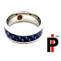Blue Carbon Rings