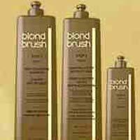 Blond Brush Keratin Hair Smoothing Kit
