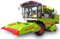 Maize Combine Harvester