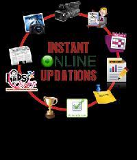 Instant Online Updates Services