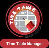 School Timetable Software
