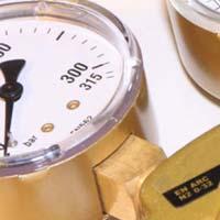 Brass Pressure Gauges