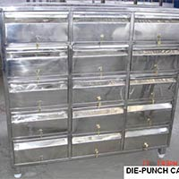Stainless Steel Die Punch Cabinets