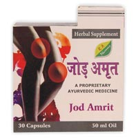 Jod Amrit Oil And Capsules