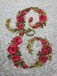 Ribbon Embroidery Services