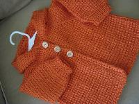 Orange Tangerine Sweater