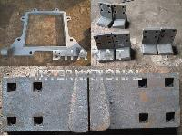 Rough Castings For Sms And Rolling Mills
