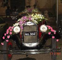 Wedding Bridal Car Decorations