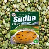 Sharas Sudha Foods  Split Black Gram(hari Urad Dal)