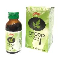 Anoop Herbal Hair Oil (50ml)